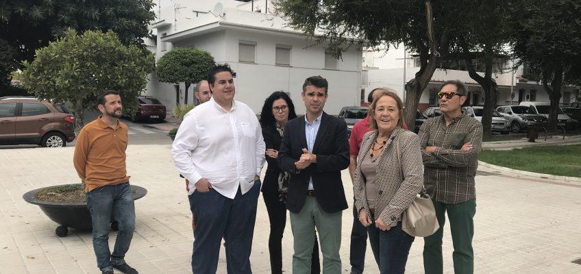 EL PSOE PEDIRÁ EN PLENO QUE SE ACOMETAN LAS OBRAS DE SANEAMIENTO DE LA BARRIADA DE        FUENTE NUEVA EN SAN PEDRO