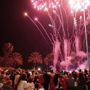 Empiezan la Feria y Fiestas de San Pedro Alcántara 2017