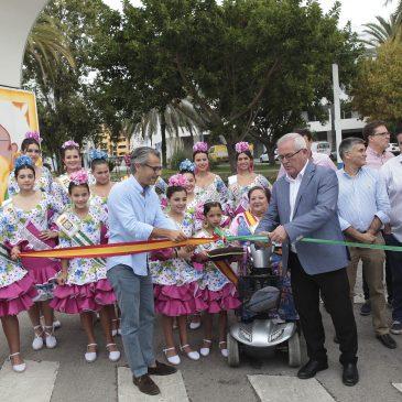Inaugurada la Feria de Día de San Pedro Alcántara