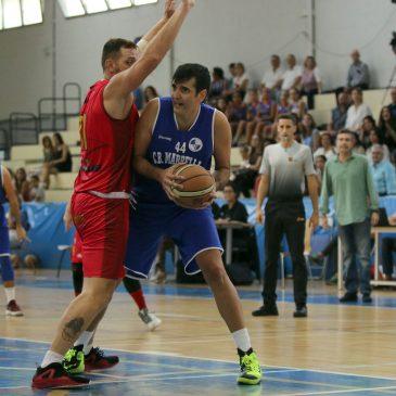 Ricardo Guillén sigue cosechando títulos personales con el CB Marbella