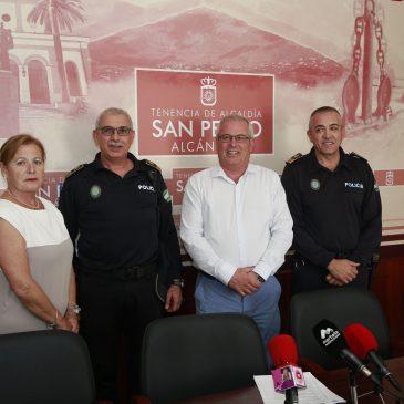"""La Tenencia destaca que la """"seguridad y la diversión"""" han marcado esta edición de la Feria de San Pedro Alcántara"""