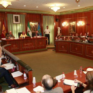 El Pleno aprueba la cesión de una parcela a la Junta para la construcción de un instituto en Las Chapas