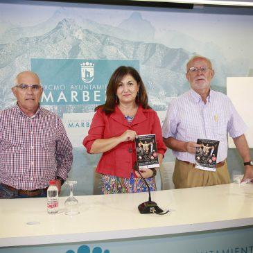 El Festival Flamenco 'Sierra Blanca' apuesta por artistas locales en su XI edición, que se celebra este sábado en el Teatro Ciudad de Marbella