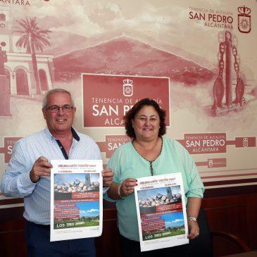 El Parque de los Tres Jardines volverá a acoger este año el Día del Tostón de San Pedro Alcántara