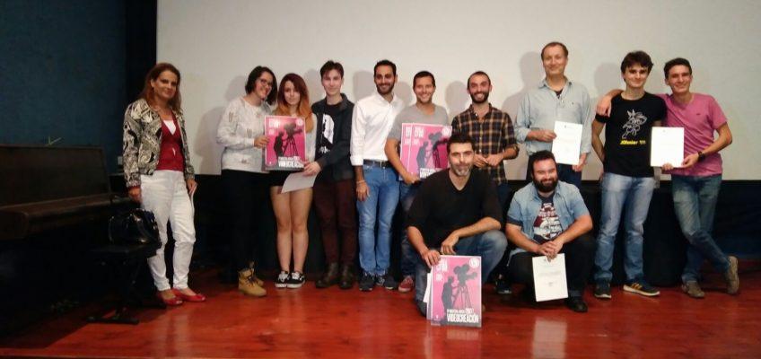 Entregados los premios de la Muestra Joven de Videocreación
