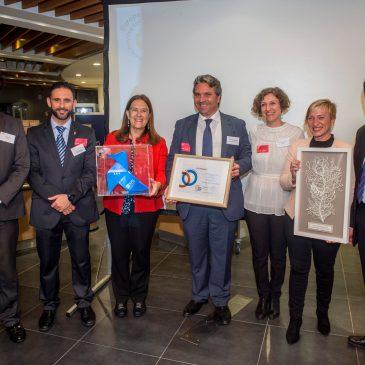 """La Mancomunidad, en los """"European Paper Recycling Award"""" por sus resultados en reciclaje de papel  •El Parlamento Europeo reconoce el esfuerzo y el compromiso de los ciudadanos costasoleños conn el reciclaje"""