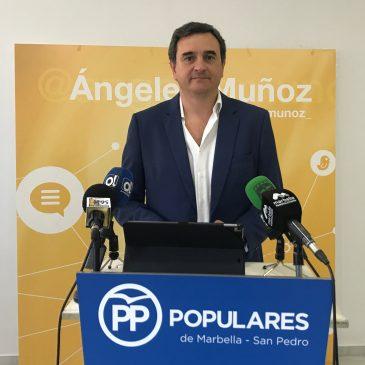 El PP denuncia que la Costa del Sol urge de nueve ambulancias medicalizadas más