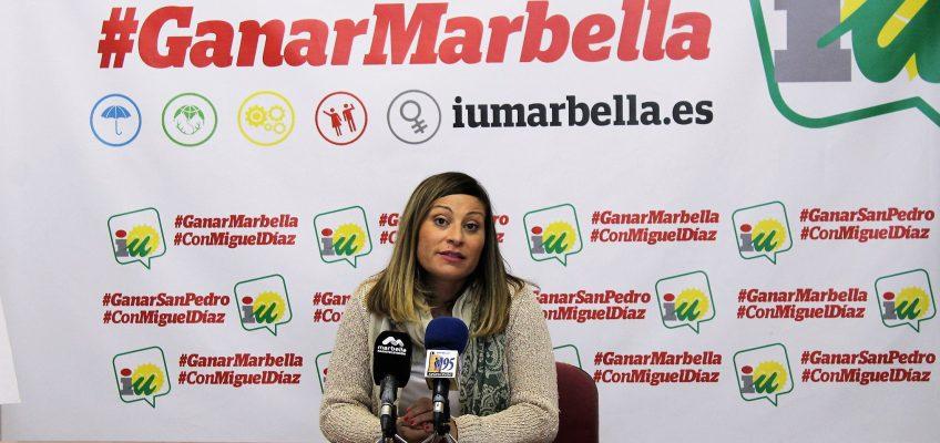 IZQUIERDA UNIDA DENUNCIA LA PÉRDIDA DE ATENCIÓN ESPECIALIZADA PARA LOS CASOS DE DESAHUCIOS EN MARBELLA