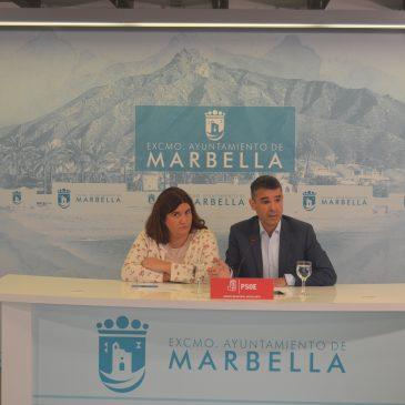 EL PSOE URGE AL EQUIPO DE GOBIERNO A EJECUTAR MÁS DE 1.300.000 EUROS PRESUPUESTADOS PARA OBRAS EN INFRAESTRUCTURAS DEPORTIVAS