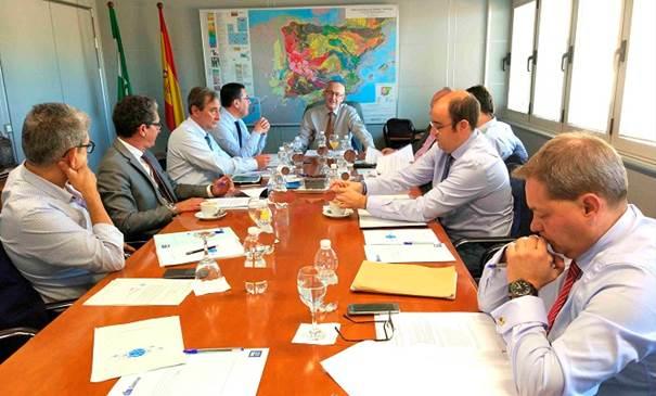 Acosol se incorpora al órgano rector de la Asociación de Abastecimientos de Agua y Saneamiento de Andalucía