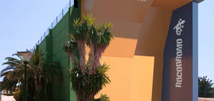 El Ayuntamiento acomete la instalación de un rocódromo en el polideportivo Paco Cantos con todos los niveles de escalada