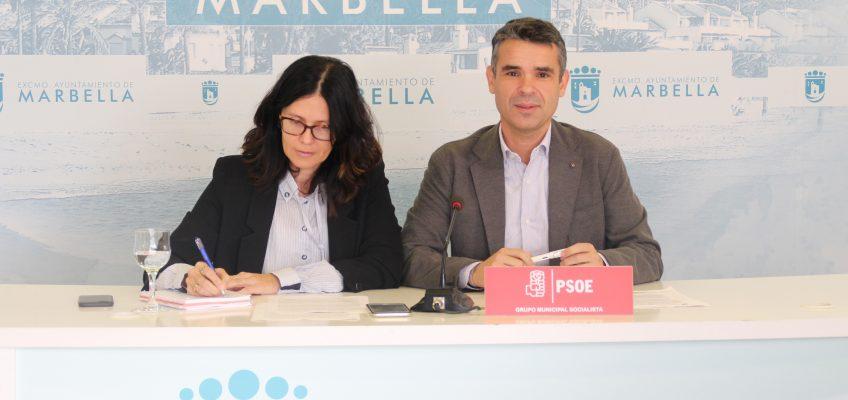 El PSOE INSTA AL AYUNTAMIENTO A BONIFICAR HASTA EL 95 POR CIENTO EL IBI DE LAS VIviENDAS SOCIALES DE MARBELLA Y SAN PEDRO