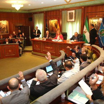El Pleno da el visto bueno provisional a la modificación de las normas urbanísticas del PGOU del 86