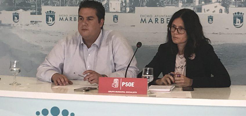 EL PSOE PIDE QUE SE INCLUYAn EN LOS PRESUPUESTOS LOS PROYECTOS DE LOS BARRIOS anulados POR EL PP