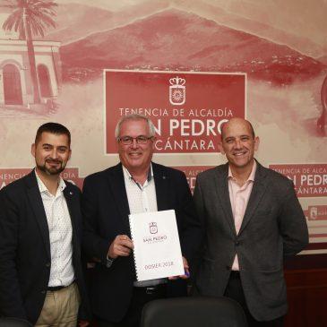 San Pedro Alcántara contará en 2018 con más de 19 millones con los que se impulsarán la limpieza, las zonas verdes, las inversiones en obras y las subvenciones