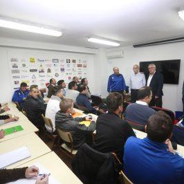 Inauguración del Curso Federativo de Entrenador Básico