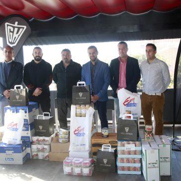 La Tenencia de Alcaldía de San Pedro Alcántara colabora en una campaña iniciada por la asociación deportiva Madina Cirniana