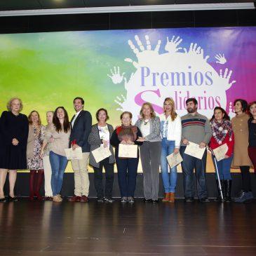 Los Premios Solidarios 2017 reconocen la labor altruista de voluntarios y asociaciones del municipio