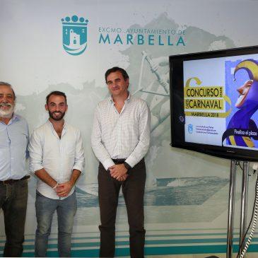Abierto el plazo para el concurso del cartel anunciador del Carnaval 2018
