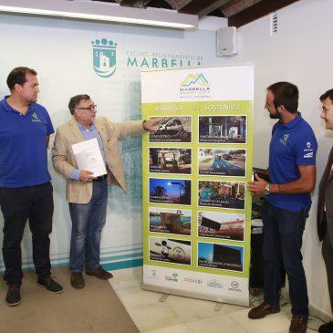 El proyecto 'Mi Ciudad Inteligente' se interesa por las nuevas iniciativas tecnológicas que se están desarrollando en Marbella