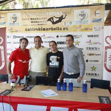 San Pedro Alcántara acogerá este fin de semana el Campeonato de España de Wakeboard con la participación de seis deportistas locales