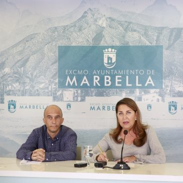 Marbella se suma a la campaña 'Los Buenos Tratos' para favorecer la educación en igualdad y luchar contra la violencia de género en las aulas