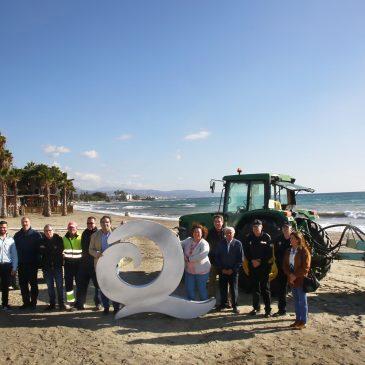 El Ayuntamiento inicia el proceso para certificar las playas del municipio con la 'Q' de Calidad Turística