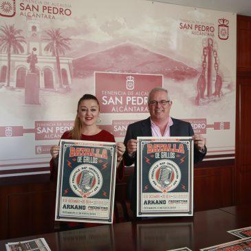 La Carpa Municipal de San Pedro Alcántara acogerá el 8 de diciembre la 'Batalla de Gallos' con la actuación de Arkano, Freenetics y artistas locales