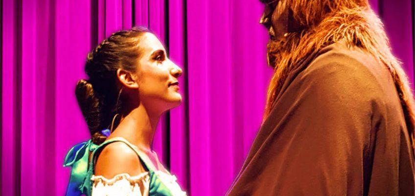 El musical 'La Bella y la Bestia' aterriza este domingo en el Teatro Ciudad de Marbella