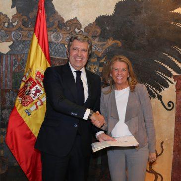 El Ayuntamiento y la Fundación Incyde firman dos convenios para impulsar con fondos europeos programas de formación a empresarios y de digitalización de pymes