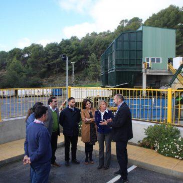 Marbella contará con una planta de transferencia para residuos de construcción y poda y un punto limpio en una parcela que el Ayuntamiento cederá a la Mancomunidad