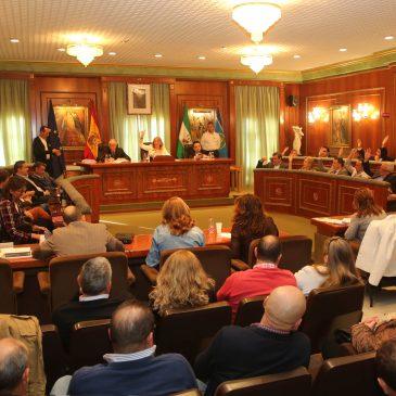 """El Pleno da el visto bueno definitivo los presupuestos municipales de 2018 """"que darán respuesta a las principales demandas de los ciudadanos"""""""