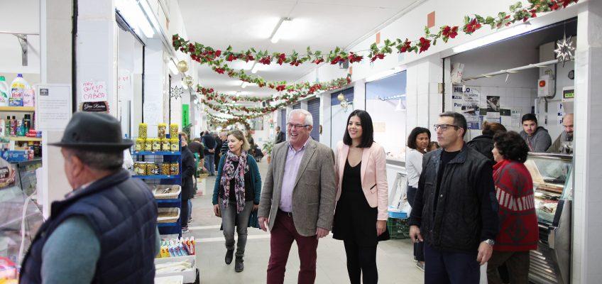 La Tenencia de Alcaldía de San Pedro Alcántara programa distintas actividades navideñas para fomentar las compras en el comercio tradicional