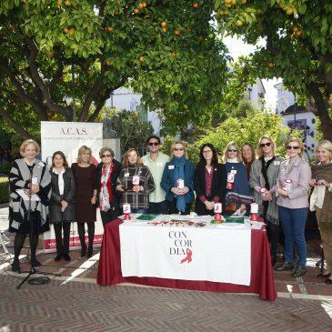 El Ayuntamiento respalda a la asociación Concordia en la conmemoración del Día Internacional de la Lucha contra el Sida
