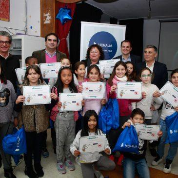 Un millar de escolares participará en la campaña educativa 'Aqualogía' para concienciar sobre el consumo responsable de agua