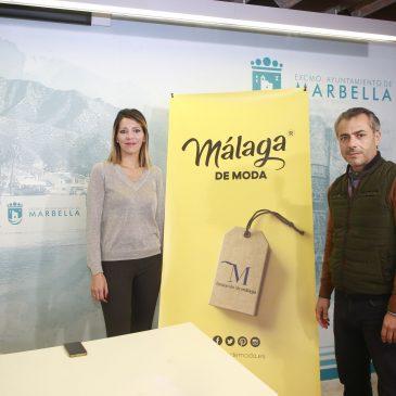 Una charla-coloquio del diseñador Modesto Lomba abrirá el próximo lunes la colaboración de Marbella con la nueva marca 'Málaga de moda', impulsada por la Diputación Provincial
