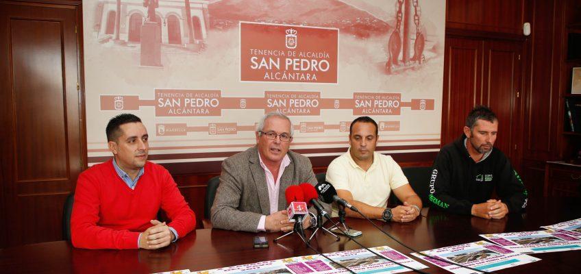 La Carrera del Pavo se celebrará mañana por primera vez en San Pedro Alcántara