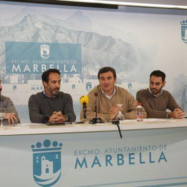 El Centro de Marbella se transformará hasta el 31 de diciembre en un pequeño parque de atracciones navideñas para los más pequeños