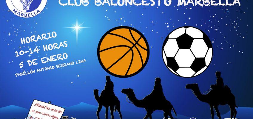 JORNADA DE CONVIVENCIA Y DEPORTE DEL CLUB DE BALONCESTO MARBELLA