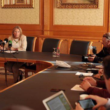 """La alcaldesa asegura que 2018 """"será un año de oportunidades para Marbella"""", se reforzará la imagen de la ciudad y se consolidará la recuperación de los servicios públicos"""
