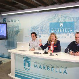 """Marbella instala tres cámaras webs en puntos estratégicos del municipio para mostrar """"su envidiable clima al mundo"""""""
