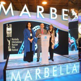 Marbella albergará por sexto año el Festival de Cine Ruso MIRFF-2018 entre el 5 y el 10 de marzo