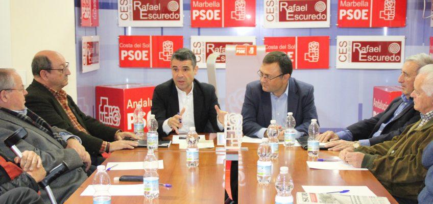 EL PSOE PEDIRÁ AL GOBIERNO QUE EJECUTE UNA CONEXIÓN DIRECTA QUE CONECTE MÁLAGA CON MARBELLA EN TREN CON EPICENTRO EN EL AEROPUERTO