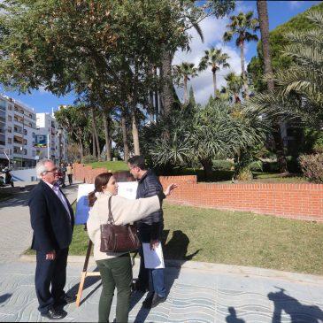 San Pedro Alcántara renovará la avenida Marqués del Duero entre calle Sevilla y Luis Braille, en una actuación que pretende avanzar en la unión con el Bulevar