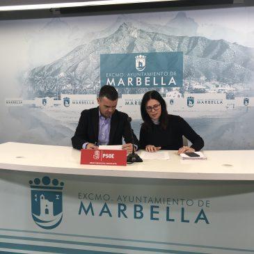 sabel Pérez y José Bernal han instado hoy al equipo de Gobierno a que el Texto Refundido se publique en el SITMA