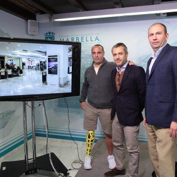 El Ayuntamiento promociona la Copa Davis en 125 centros comerciales y casi 900 pantallas de toda España