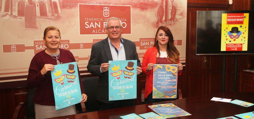Las calles de San Pedro Alcántara se llenarán de Carnaval hasta el 23 de febrero con una decena de actividades