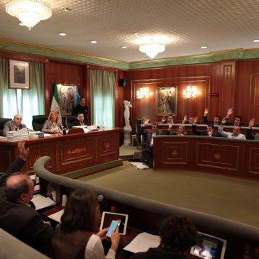 El Pleno respalda que el Festival Starlite sea declarado evento de especial interés público, cultural y turístico