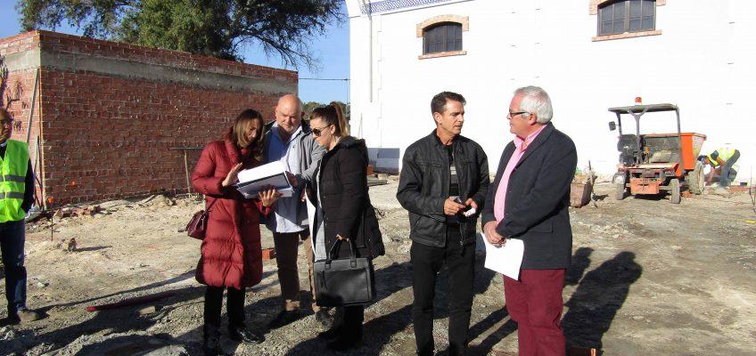 La Tenencia de San Pedro Alcántara acomete la segunda fase del Centro de Artes Escénicas de El Ingenio que mejorará todo el entorno del edificio
