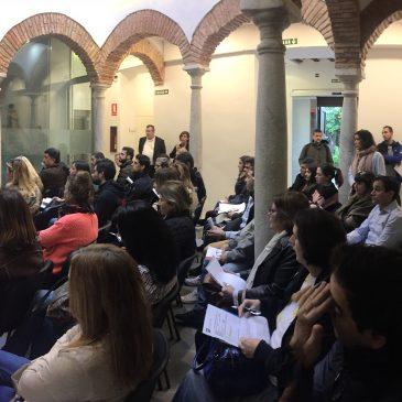 Medio centenar de autónomos participan en una jornada informativa organizada en el Vivero de Empresas de Marbella